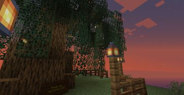 A beautiful place Minecraft Map & Project
