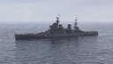 Battleship HMS King George V - 1942 Minecraft Map & Project