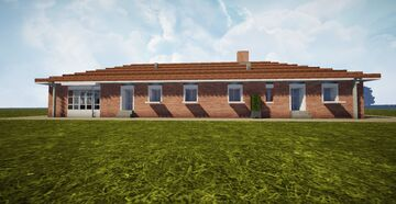Danish Single-Family House | TRS | Mejerivangen 7, Mygdal, 9800 Hjørring Minecraft Map & Project