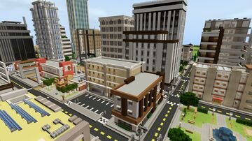 Origin Place Minecraft Map & Project