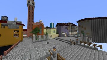 Ascent - Valorant Map Minecraft Map & Project