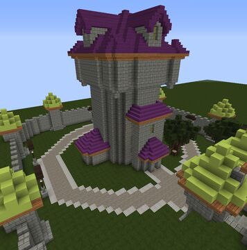 Wizard101 Minecraft Map & Project