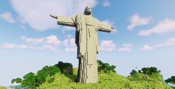 Jesus Minecraft Map & Project