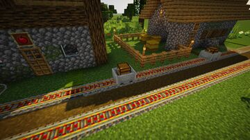 Adress System with Items Minecraft Map & Project