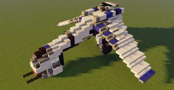 Star Wars II LAAT c Minecraft Map & Project