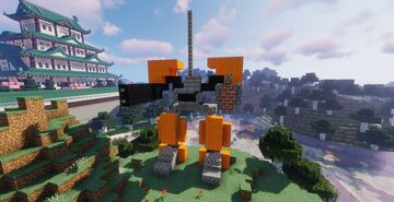 Exo-Force Uplink Minecraft Map & Project