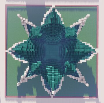 Green Lotus - player shop Minecraft Map & Project