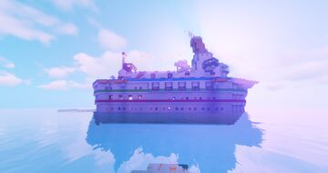 S. S. le water Minecraft Map & Project