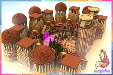 Greek Hub Minecraft Map & Project