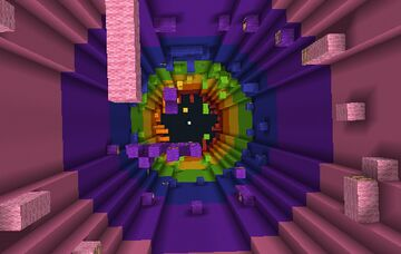 Eventually  Parkour 2 Dream Spiral (1.16+) Minecraft Map & Project