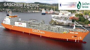 GASCHEM PACIFIC [FULL INTERIOR] + DOWNLOAD Minecraft Map & Project