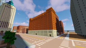 Warehouse #1 Minecraft Map & Project