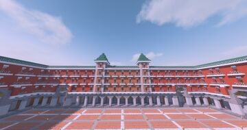 Plaza de Mayor Madrid Minecraft Map & Project