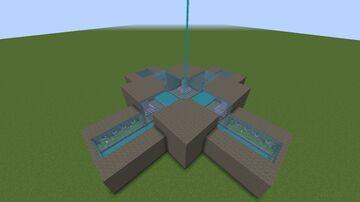 Server Lobby Minecraft Map & Project