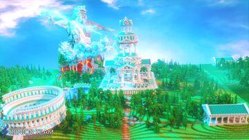 Zeus Spawn Minecraft Map & Project