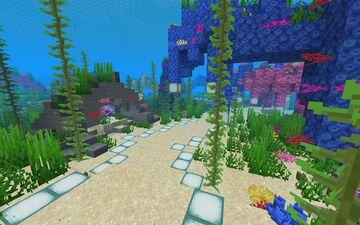 Octopus's Garden Minecraft Map & Project