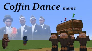 Coffin Dance/Astronomia (Minecraft) Minecraft Map & Project