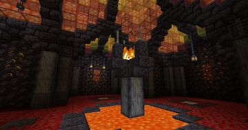 Trial of Fire Minecraft Map & Project