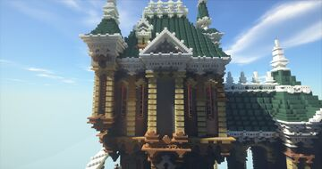 Merriam inspired creation (and other random things) Minecraft Map & Project