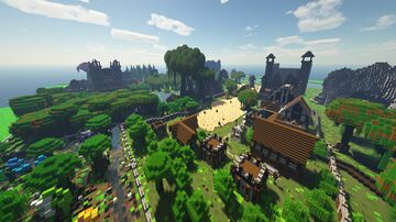 Terrowin Minecraft Map & Project