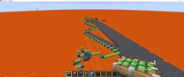 Bridge thingy That isn't done. Minecraft Map & Project