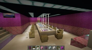 Strip Club (based on GTA V) Minecraft Map & Project
