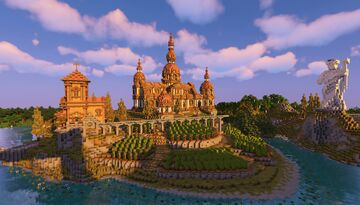 Peninsula Sacra Minecraft Map & Project