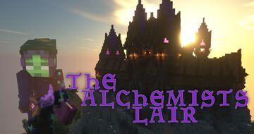 The Alchemist's Lair Minecraft Map & Project