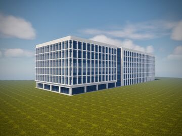 JPMorgan Chase- Plano, TX Minecraft Map & Project
