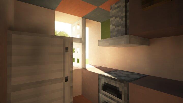 Random Apartment Kitchen