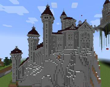 Dragon Keep Minecraft Map & Project