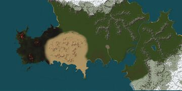 Derelict Map 14km x 7km (Zhyrr Competition Entry) Minecraft Map & Project