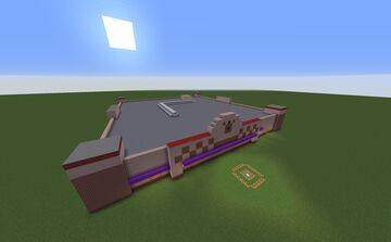 Freddy Fazbears Pizza Daytime (Minecraft version) Minecraft Map & Project