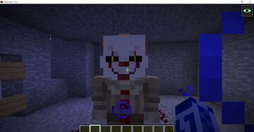 Pennywise is moving Minecraft Map & Project