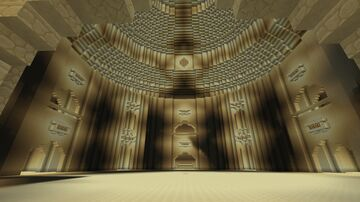 Grand Canyon: The cathedral lost under the desert Minecraft Map & Project