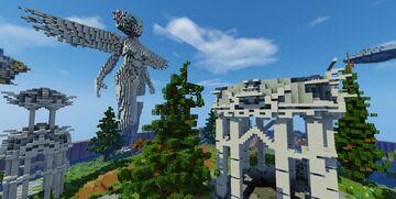 Fantasy Lobby - Spawn Minecraft Map & Project