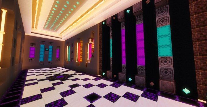 Minecraft Modern Storage Room Tutorial How To Build 1 16 Minecraft Map