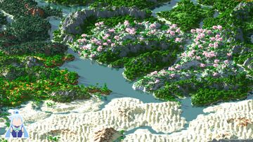 Horvern Dust - 8000x8000 | Survival Map 1.12 - 1.16 Minecraft Map & Project