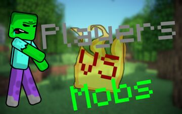 Players Vs Zombies / PVZ Minecraft Map & Project