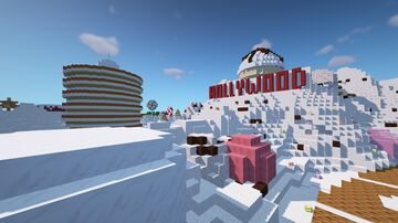 "CANDYFORNIA - Katy Perry ""California Gurls"" Map [MINECRAFT PC 1.15.2] Minecraft Map & Project"