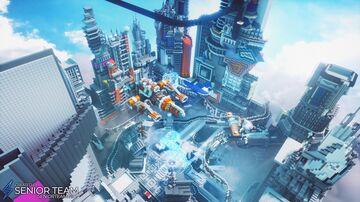Sci-Fi City Minecraft Map & Project