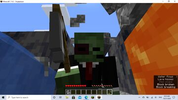 bad skyblock Minecraft Map & Project