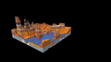 Western saloon, a whole is coming soon. (built in survival) Minecraft Map & Project