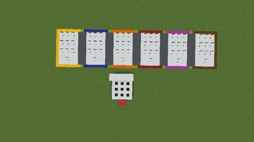 The Calculator Minecraft Map & Project