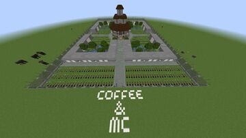 Cemetery Minecraft Map & Project
