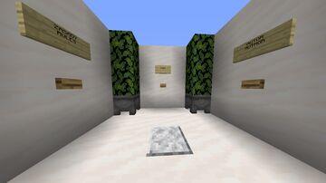 Light Parkour Minecraft Map & Project
