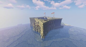 Assassins Creed Black Flag themed adventure map Minecraft Map & Project