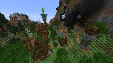 Medieval City thingy Minecraft Map & Project