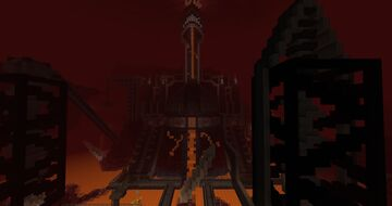 The Foundry Minecraft Map & Project