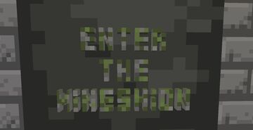 Enter The Mineshion Minecraft Map & Project